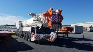 Mobile Cranes | Greiner Industries