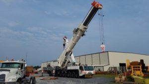 Mobile Crane Rental | Greiner Industries